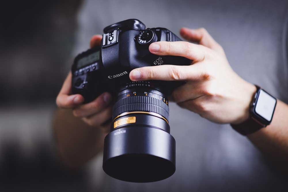 شناخت دوربین در عکاسی در سفر