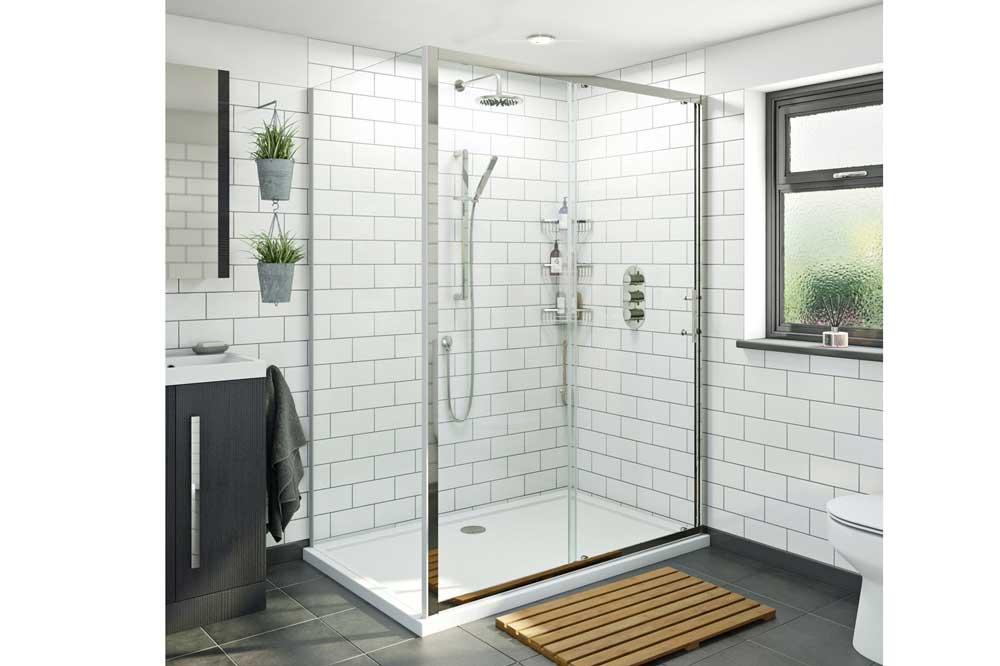 حمام شیشه ای