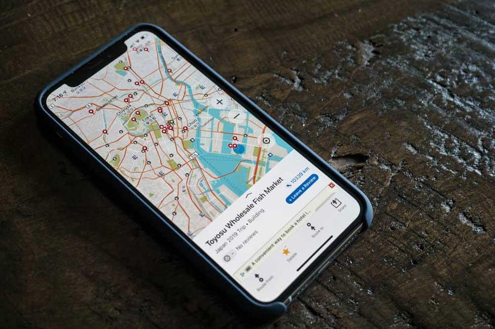 بهترین نرم افزار مسیریابی شهری