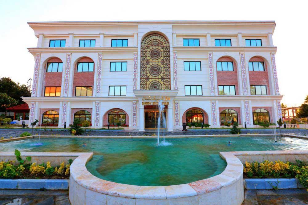 هتل یا ویلا؛ هتل المپیک