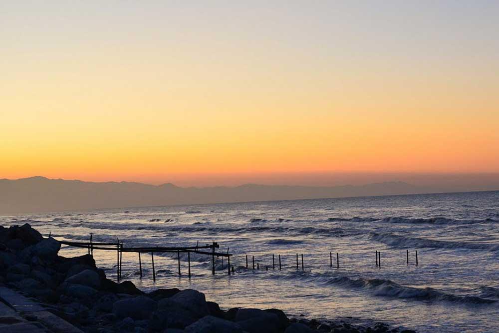ساحل طلایی قاسم آباد، بهترین سواحل شمال