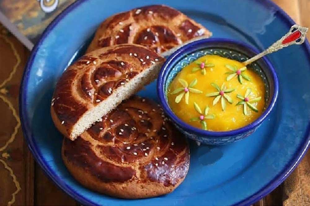 نان کماج، بهترین سواغات شمال