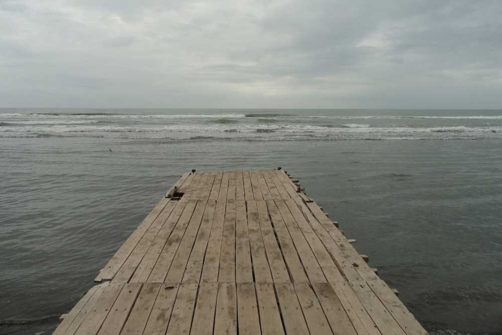 ساحل چمخاله، بهترین سواحل شمال