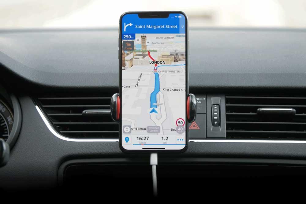 بهترین نرم افزار مسیریابی در سفر