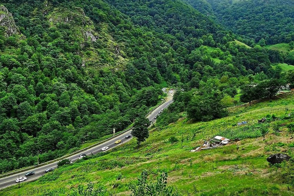 بهترین مسیر برای مسافرت به شمال