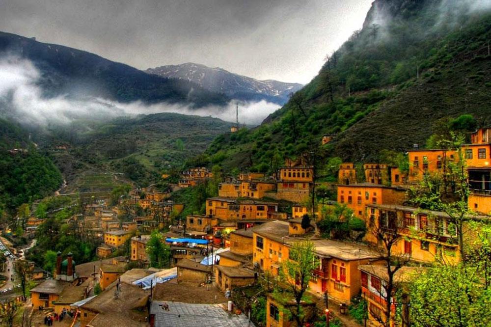 شهرهای دیدنی شمال ایران