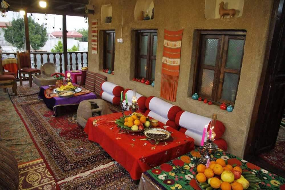 مجوز اقامتگاه بوم گردی مازندران