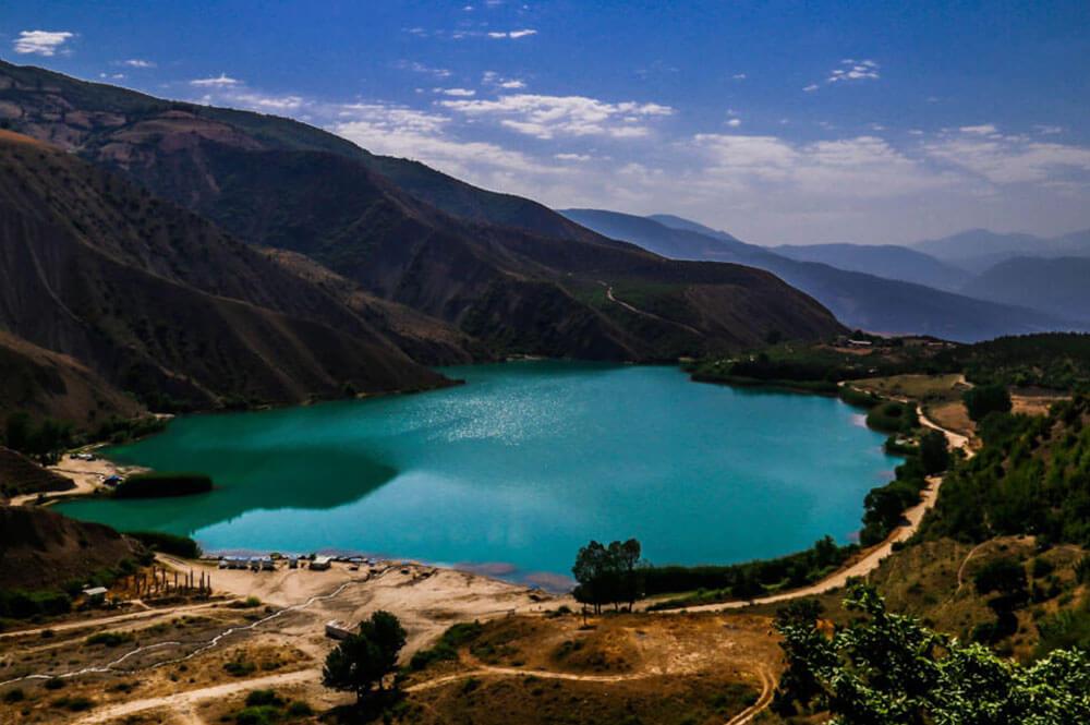 دریاچه ولشت کجاست