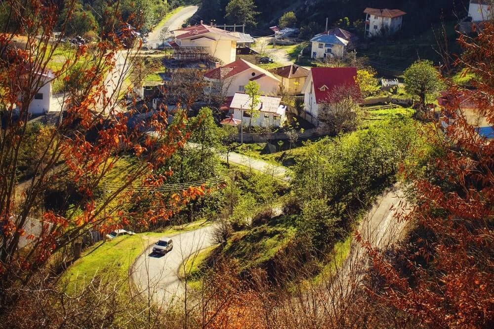 عکس خانه های روستایی