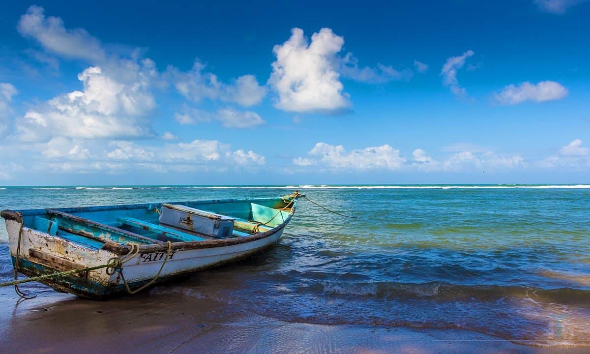 ساحل متل قو در شمال