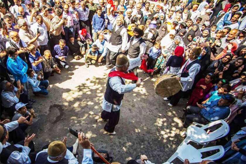 جشن تیرگان در مازندران