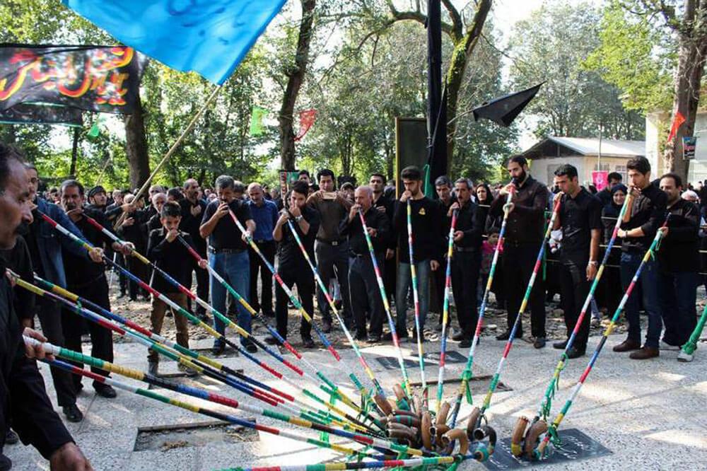 مراسم محلی مازندران